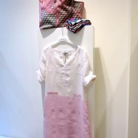 ROSSO35, Kleid, Sommerkleid, Mannheim, Fressgasse, Mariette, Accessoires